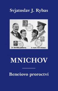Презентация книги Святослава Рыбаса «Мюнхен. Пророчество Бенеша»