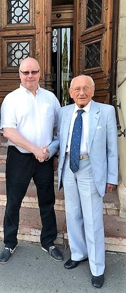 А.Агеев и Т.Ашбот