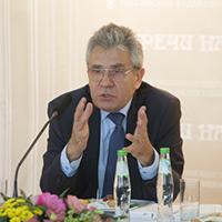В ТПП РФ прошел Деловой завтрак с Президентом РАН